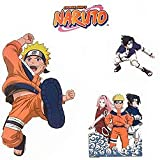 Naruto Anime Wall Stickers and Decals – Boys Room Decor Picture