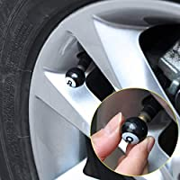 Lucky 8 Auto >> Arh Auto Accessories Magic Lucky 8 Ball Pool Ball Dust Caps Set Of 4 Fits Onto Car Bike Or Motorbike Valves