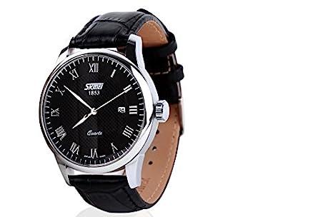 Relojes de Hombre Sports Luxury Business and Casual Quartz Wristwatch De Hombre Para Caballero RE0016