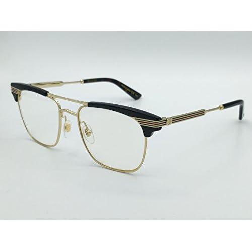 794d3d05ae Gucci - Montura de gafas - para hombre Dorado ORO NERO Talla única Envio  gratis