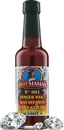 Ketchup N° 001 von HotMamas Premium 240ml