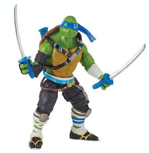Teenage Mutant Ninja Turtles Movie 2 5 inch Action Figure - Leonardo pack of 1