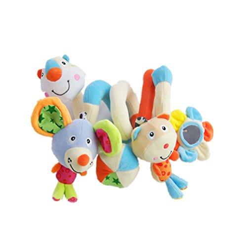Pram Rattle Toy - 9