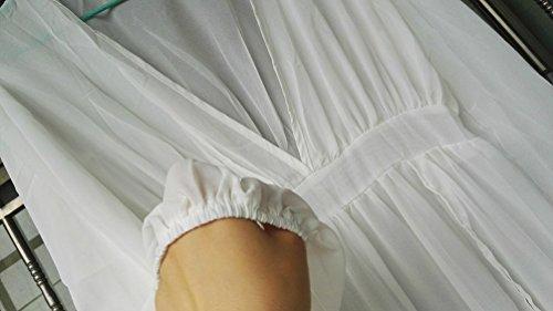 e7fc04b52fef0 Bestyou Women's Sheer Chiffon Long Maxi Dress Bikini Swimsuit Bathing Suit  Cover up Kimono Cardigan Swimwear