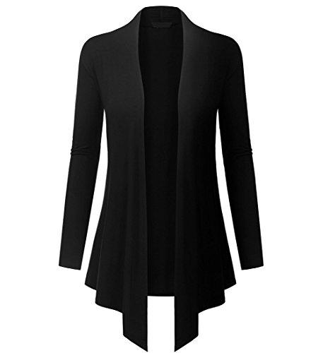 Lightweight Cotton Cardigan Sweater - 1