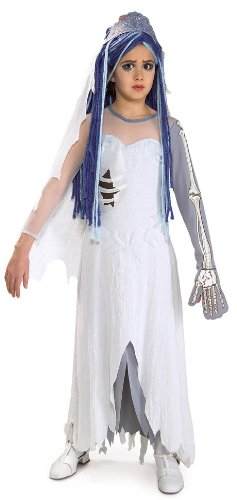 Tim Burton's Corpse Bride Costume, Large -