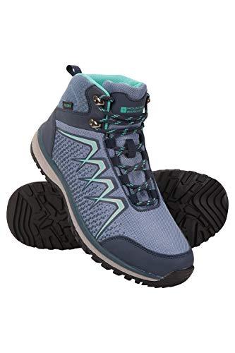 Mountain Warehouse Constellation Womens Boots -Waterproof Ladies Shoe Blue 9 M US Women