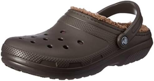crocs Unisex Classic Lined Clog Mule