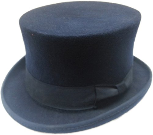 6fd7e16b76e04 Men's Official Major Wear Top Hats in Various Colours & Sizes