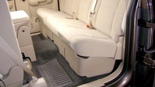 - DU-HA Under Seat Storage Fits 06-07 Chevrolet/GMC Silverado/Sierra Extended Cab 5'8