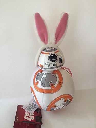 Disney Star Wars BB8 BB 8 Easter Bunny Ears Plush Soft 7