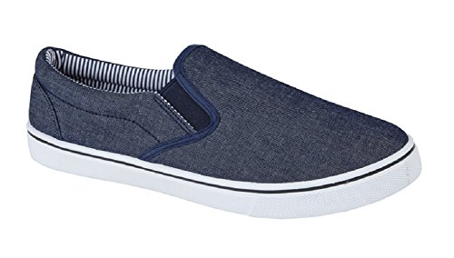 barca Sensation Blu Footwear uomo da Blu Scarpe 1taZWqcz