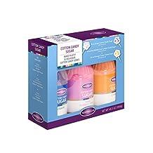 Nostalgia CCFS300- 48 ounces 3-Flavor Cotton Candy Flossing Sugar Kit