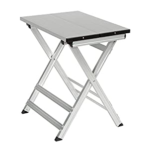 Bath and Shower Bench - Water Resistant - Foldable for Easy Storage - Sturdy Modern Stool for Convenient Bathing Experience - Medical Chair for Elderly or Disabled - Aluminum - By Richards Homewares