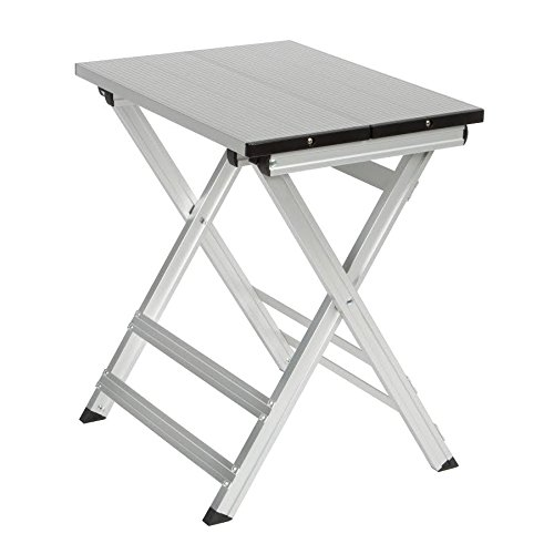Bath and Shower Bench - Water Resistant - Foldable for Easy Storage - Sturdy Modern Stool for Convenient Bathing Experience - Medical Chair for Elderly or Disabled - Aluminum - By Richards Homewares (Drive Folding Bath Bench)
