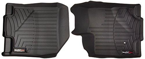 WeatherTech  441101  Custom Fit Front FloorLiner for Ford Edge/Lincoln MKX (Black)