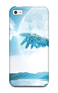 Jimmy E Aguirre's Shop 9351451K57306390 durable Protection Case Cover For Iphone 5c(nature Bond)