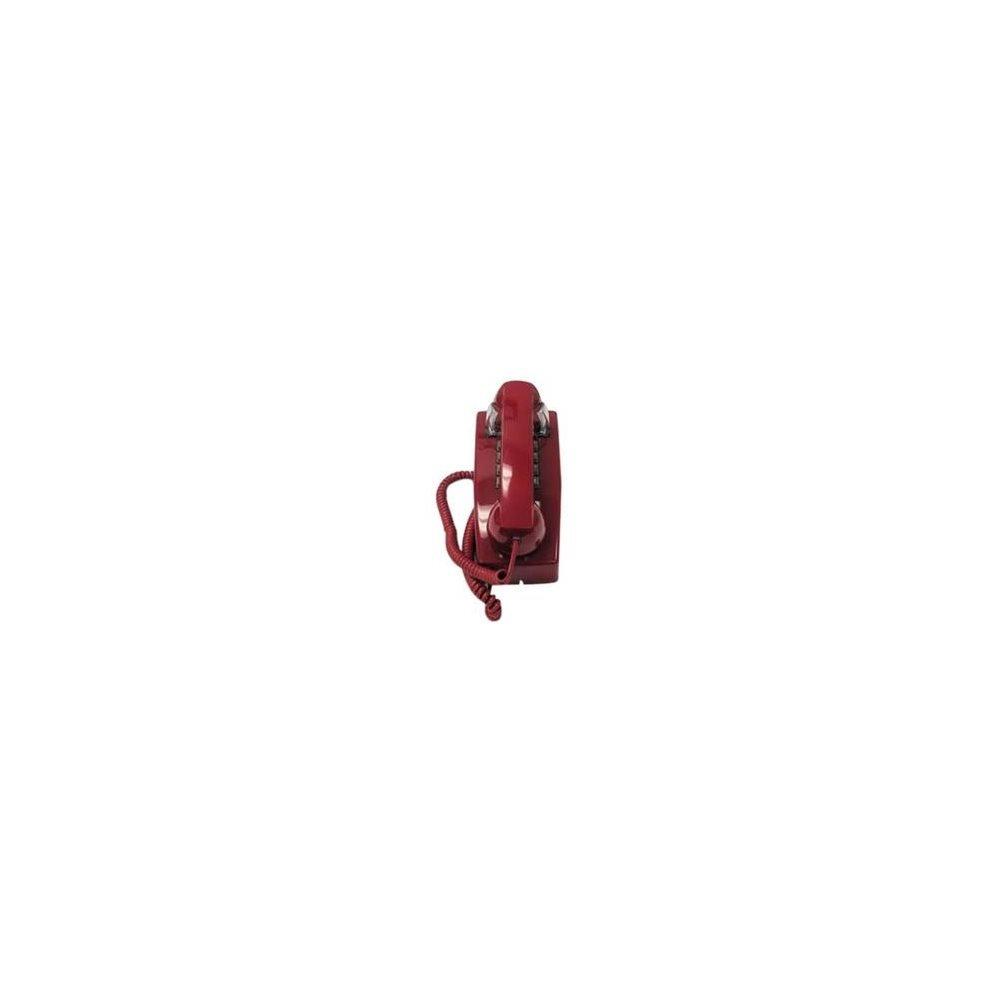 Cortelco 2554-MD-RD 255447-VBA-20MD Wall ValueLine RED (ITT-2554-MD-RD)