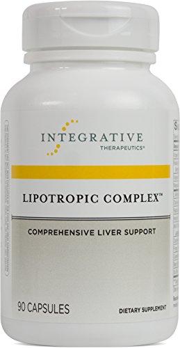 Integrative Therapeutics - Lipotropic Complex - Comprehensive Liver Support - 90 (Lipotropic Protein)