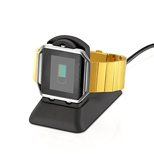 Aresh Fitbit Blaze Accessories,Charger Charging Stand