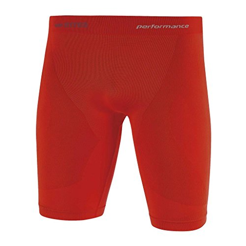 Short de compression Errea Denis rouge