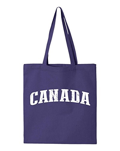 Ugo What To Do in Canada Vancouver Niagara Falls Travel Deals Canadian Map Tote Handbags Bags Work School - Store Niagara Outlet