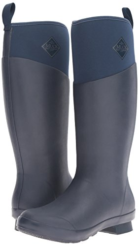 total Botas Negro Eclipse Agua De Wellie Tall Mujer Muck charcoal Boot Tremont Matte Para SwCpP