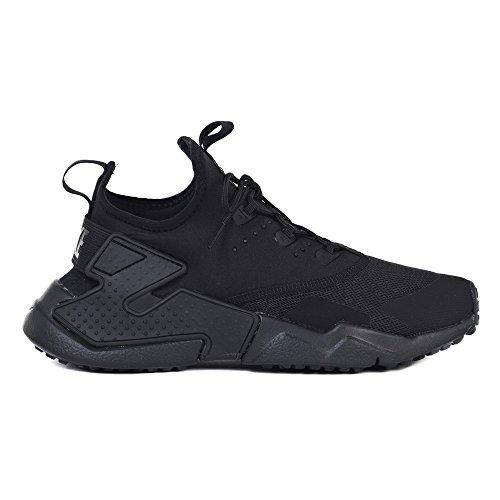 b87e4f12b3 NIKE Huarache Drift Big Kid's Shoes Black 943344-006 Size 5