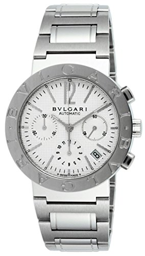 Bvlgari Watch Bb38wssdch Bulgari Bulgari Chronograph