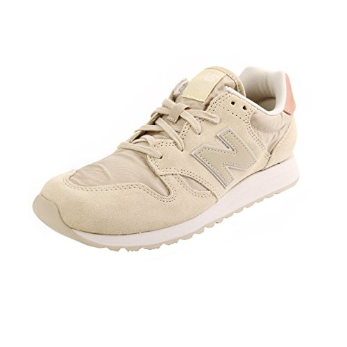 New Balance Women's Wl520 Track and Field Shoes Beige 4isalH