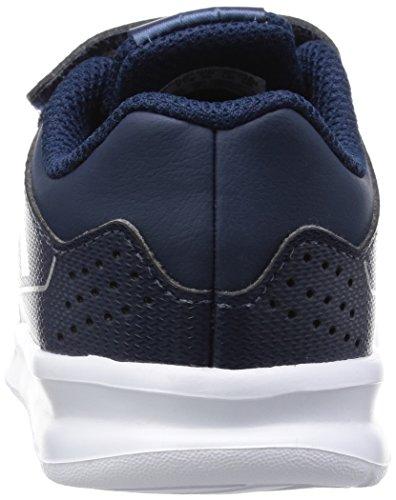adidas Unisex Baby LK Sport 2 CF I Sneaker Azul (Maruni / Plamat / Ftwbla)