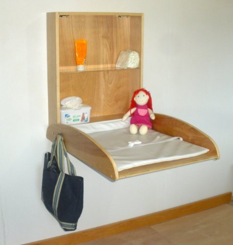 Wall Mounted Baby Changing Table Commercial Vertical