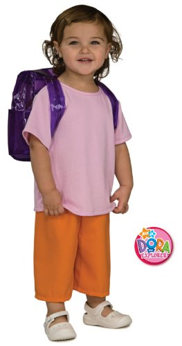 (Rubies Dora The Explorer Deluxe Costume,)