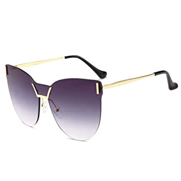 XCTYQ Gafas De Sol Gafas De Sol Degradadas Mujer Uv400 ...