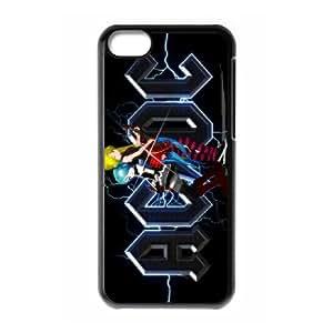 High Quality {YUXUAN-LARA CASE}Bon Jovi Pattern For Iphone 5c STYLE-12