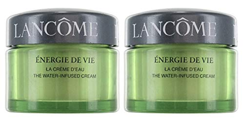2X Energie De Vie The Water Infused Cream - Total 1.0 Oz/30 g New
