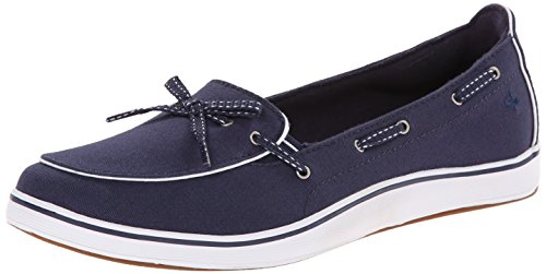 Grasshoppers Women's Windham Slip-On, Navy, 7.5 N US by Grasshoppers