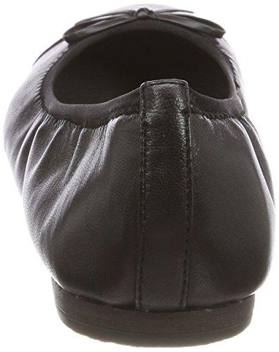 Donna Uni Nero Tamaris 22129 black Ballerine q7gP7OwEW