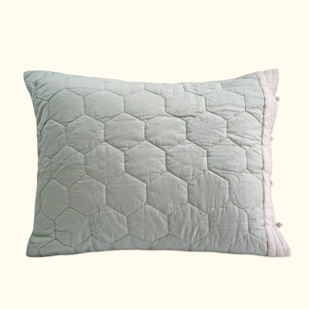 Lexington Pillow Sham Green Standard (Lexington Pillow)