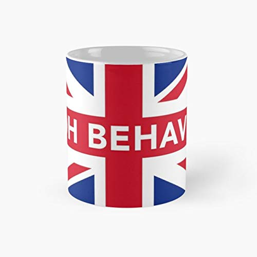 Saucer Coffee Bond (Oh Behave 110z Mugs)