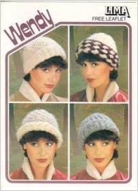 Wendy Knitting Pattern, Ladies' Hats: Amazon co uk: Wendy: Books
