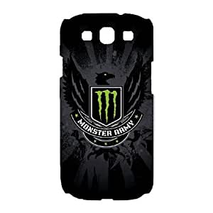 Samsung Galaxy S3 I9300 Phone Case Monster Energy Cover Personalized Cell Phone Cases NGA949365