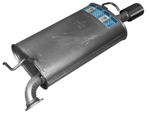 Walker 53344 Quiet-Flow Stainless Steel Muffler Assembly (Lexus Walker Es300)