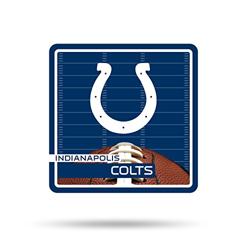 Rico NFL Indianapolis Colts Wooden 3D (Indianapolis Colts Decor)