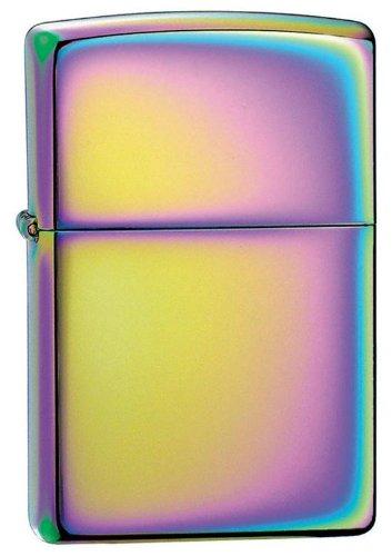 Personalized Spectrum Zippo Lighter - Free Engraving (Personalized Zippo Spectrum Lighter)
