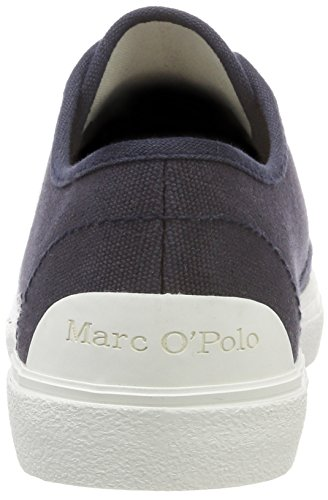 Schwarz Sneakers Navy Sneaker Blau Marc Damen O'Polo 501 80314553504600 x7gRp0q