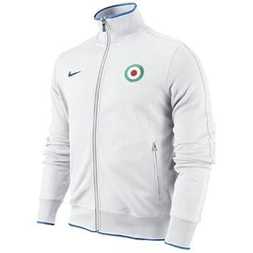 Italie Nike Homme Pour N98italy Authentic De Veste 449323 100 Sport rpIzrq