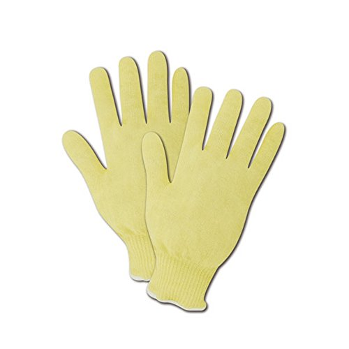 Magid Kevlar String Knit Gloves, 7 - Kevlar String Knit Glove
