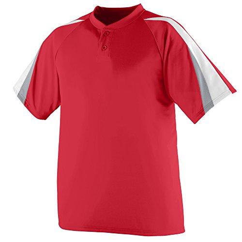 Nice Augusta Sportswear BOYS' POWER PLUS BASEBALL JERSEY