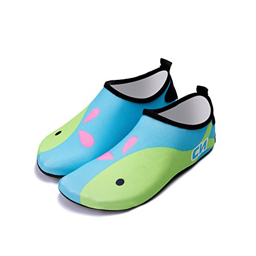 Shoes 19 Swim Aqua Highdas Quick on Water Slip Shoes Yoga For Sports Shoes Beach Water Walking Barefoot Unisex Driving Boating Dry Lake q68qFwpx1